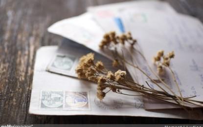 Histoire et origines du mot courrier