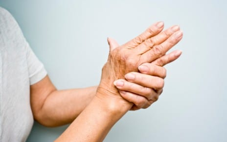 douleur arthrose main