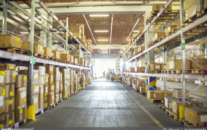 Entrepôt logistique : qu'est-ce que c'est ? comment ça marche ?
