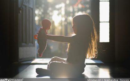 D'où vient le mot poupée ?