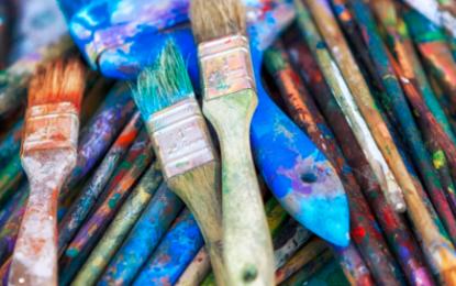 Étymologie : d'où vient le mot peindre ?